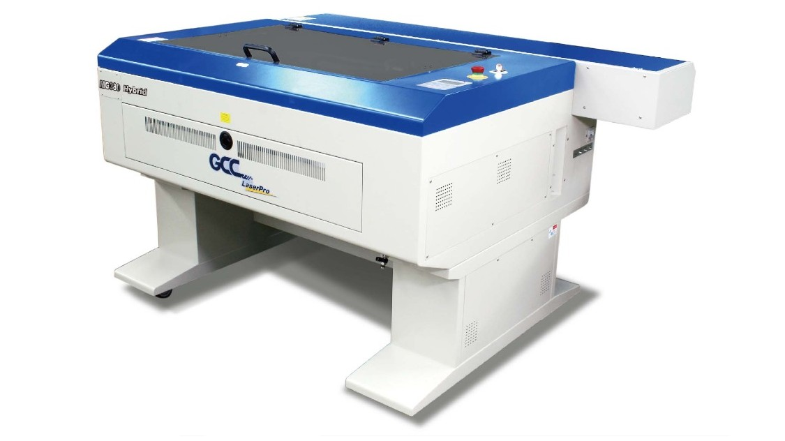 LaserPro MG380 Hybrid Laser Cutter