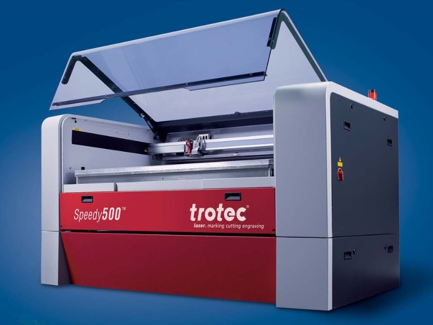 Speedy 500 Laser Cutting and Engraving System