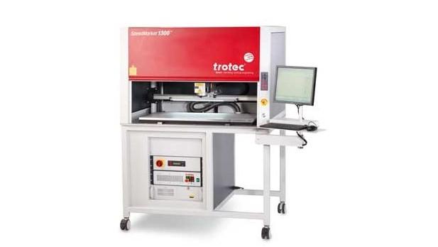 SpeedMarker 1300 Industrial Laser System