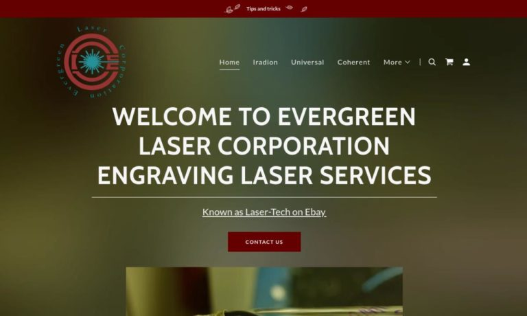 Evergreen Laser Corporation