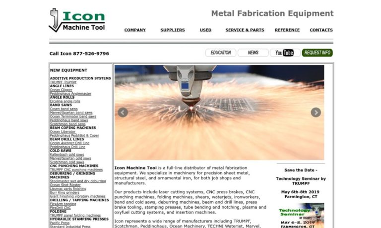 Icon Machine Tool, Inc