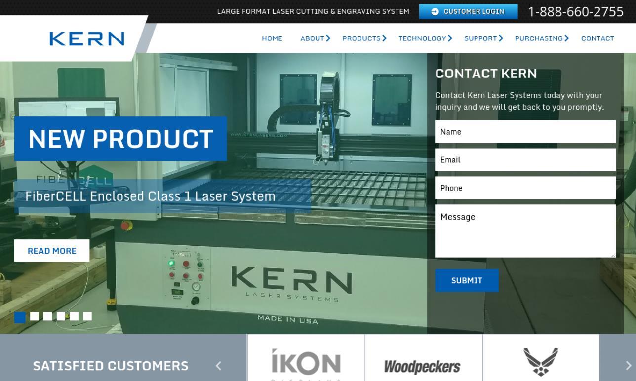 Kern Electronics & Lasers, Inc.
