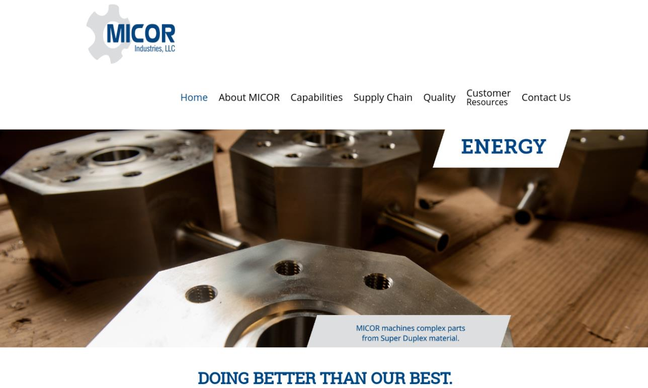 Micor Industries, Inc