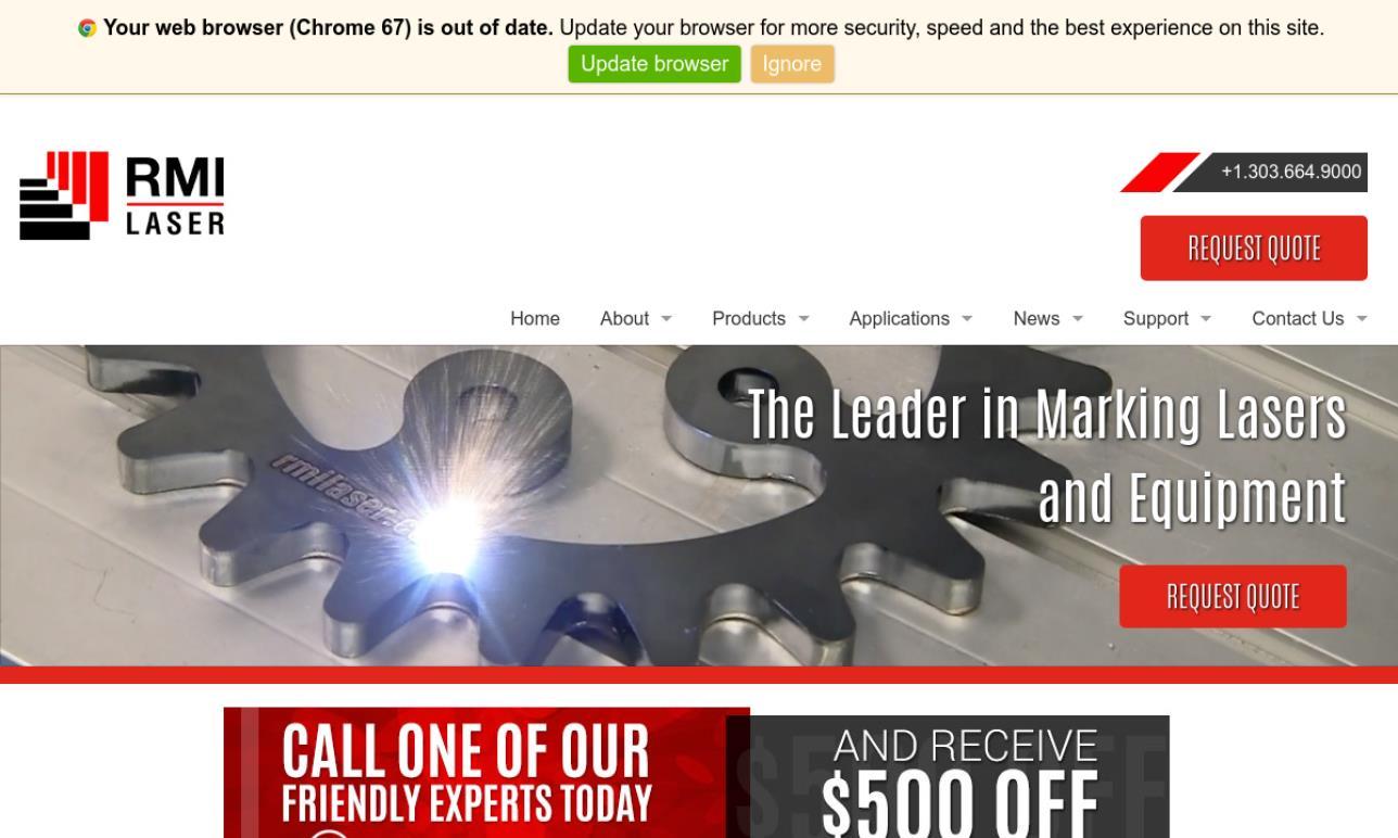 RMI Laser, LLC