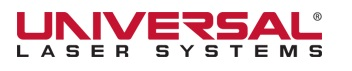 Universal Laser Systems, Inc. Logo